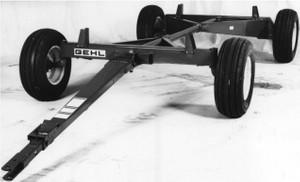 GEHL G Series 8 Running Gear Parts Manual