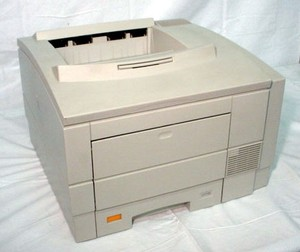 Apple LaserWriter 16/600 PS printer Service Repair Manual