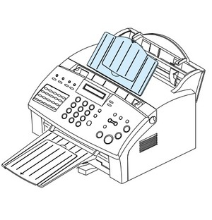 Samsung FACSIMILE SF-530 / SF-531P / SF-550 Service Repair Manual