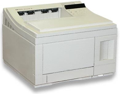 HP LaserJet 4 / 4M, HP LaserJet 4 Plus / 4M Plus, HP LaserJet 5 / 5M /5N Combined Service Manual
