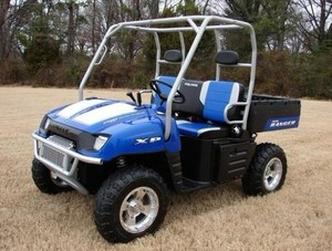 POLARIS RANGER XP 700 EFI 4X4 / RANGER XP 700 EFI 6X6 UTV SERVICE REPAIR MANUAL 2005-2007 DOWNLOAD