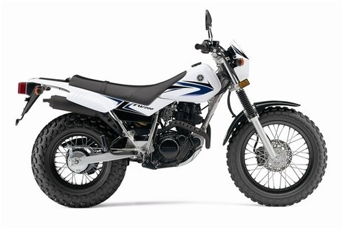 1987 YAMAHA TW200T SERVICE REPAIR MANUAL