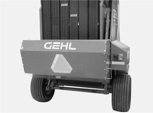 GEHL 2500, 2600 & 2800 Quick Wrap Parts Manual