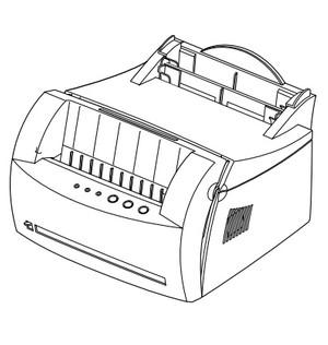 Samsung ML-1200 Series ML-1210 / ML-1250 / ML-1220M Laser Printer Service Repair Manual