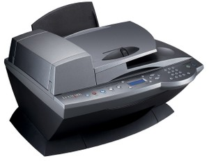 Lexmark X6100 Series All-In-One Service Repair Manual
