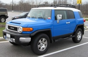 2007 TOYOTA FJ CRUISER SERVICE REPAIR MANUAL