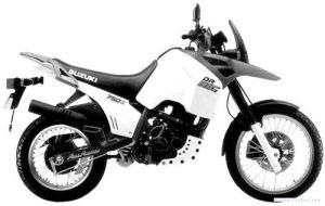 SUZUKI DR750S / DR800S MOTORCYCLE SERVICE REPAIR MANUAL 1989-1997 DOWNLOAD