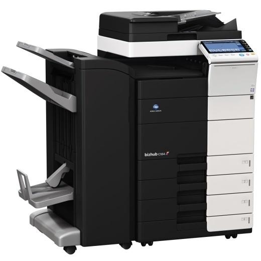 Konica Minolta bizhub C554, C454 Color Copier / Printer / Scanner Service Repair Manual