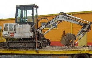 BOBCAT X231 EXCAVATOR SERVICE REPAIR MANUAL (S/N 508912001 & Above)