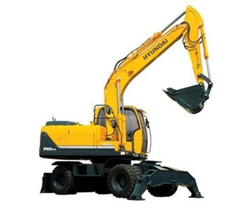 HYUNDAI R140W-9 WHEEL EXCAVATOR SERVICE REPAIR MANUAL