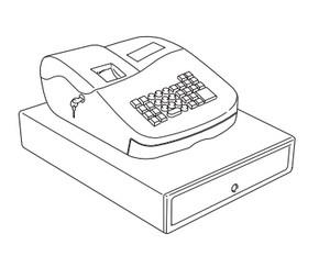 Cash Register CMS 140 B Service Repair Manual