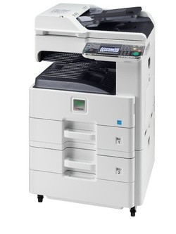 Kyocera FS-6525MFP / FS-6530MFP Multifunction Printer Service Repair Manual + Parts List