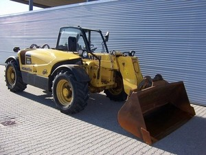 KOMATSU WH609-1, WH613-1, WH713-1, WH714-1, WH714H-1, WH716-1 TELESCOPIC HANDLER SHOP MANUAL