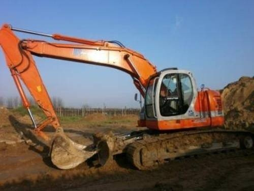 FIAT KOBELCO E235SR EVOLUTION CRAWLER EXCAVATOR SERVICE REPAIR MANUAL