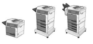 HP LaserJet Enterprise M4555 MFP Series Service Repair Manual
