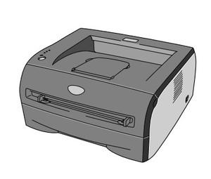Brother Laser Printer HL-2030 / HL-2040 / HL-2070N Parts Reference List