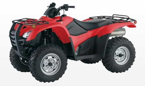 HONDA TRX420 / TRX420FE / TRX420FM / TRX420TE FOURTRAX RANCHER SERVICE MANUAL 2007-2010 DOWNLOAD