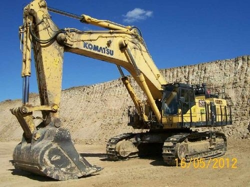 KOMATSU PC1250-8R, PC1250SP-8R HYDRAULIC EXCAVATOR SERVICE REPAIR MANUAL
