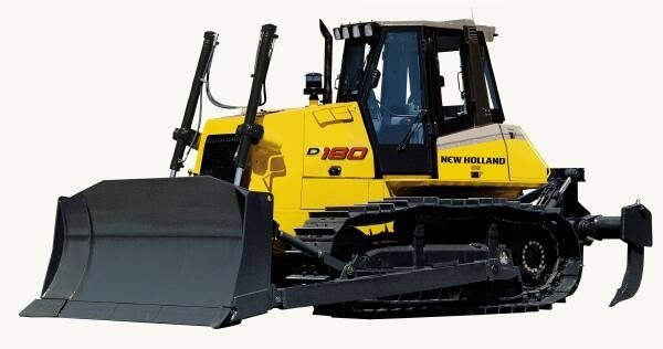 NEW HOLLAND D180 CRAWLER DOZER SERVICE REPAIR MANUAL