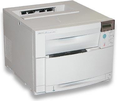 HP Color LaserJet 4500, 4500N, 4500DN, 4550, 4550N, 4550DN, 4550HDN series Printer Service Manual