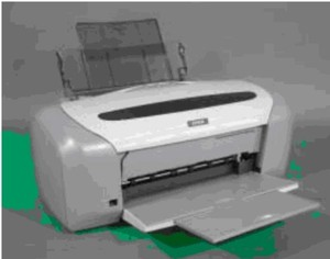 Epson Stylus Photo R200/R210 Color Inkjet Printer Service Repair Manual