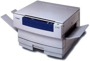 Canon PC760 / PC780 Copier Parts Catalog