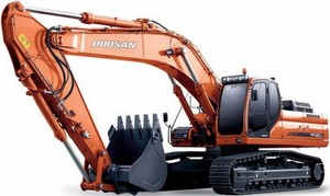 DAEWOO DOOSAN DX420LC EXCAVATOR SERVICE REPAIR MANUAL