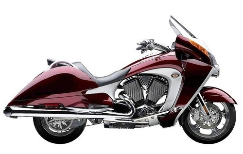 2008 POLARIS VICTORY VISION STREET / TOUR MOTORCYCLE SERVICE REPAIR MANUAL