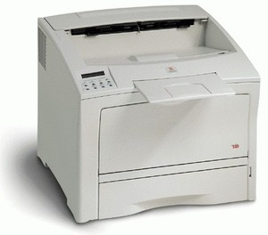 XEROX DocuPrint N2025/N2825 Laser Printer Parts List