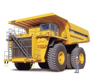 KOMATSU 930E-4SE DUMP TRUCK SERVICE REPAIR MANUAL (S/N: A31165 & UP)