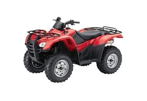 HONDA TRX420FA / TRX420FPA FOURTRAX RANCHER AT SERVICE REPAIR MANUAL 2009-2011 DOWNLOAD