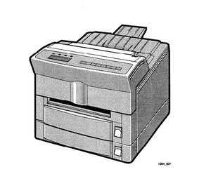 Xerox DocuPrint 4512, 4521N laser printer Service Repair Manual