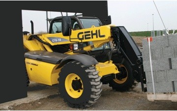 GEHL CT6-18 Turbo / CT6-18 Low-Profile Telescopic Handler Parts Manual