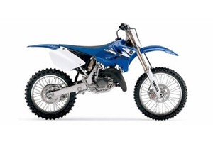 2006 YAMAHA YZ125W / YZ125W1 SERVICE REPAIR MANUAL