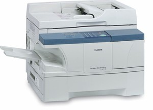Canon imageRUNNER 1300 Series/1630/1670F Parts Catalog