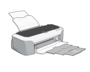 EPSON Stylus PHOTO 2100/2200 Color Inkjet Printer Service Repair Manual