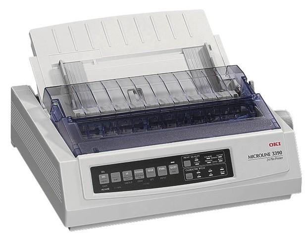 OKI Microline 3390/3391 printer Service Repair Manual