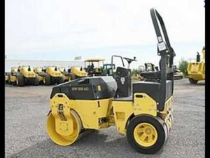 Bomag Tandem Vibratory Roller BW125ADH, BW135AD, BW138AD, BW138AC Operating&Maintenance Manual