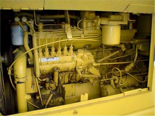 KOMATSU 125-3 SERIES DIESEL ENGINE SERVICE REPAIR MANUAL
