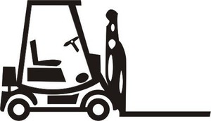 CLARK NS/NP 246 (P.M.) FORKLIFT SERVICE & ADJUSTMENT MANUAL