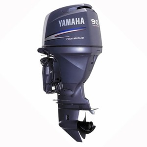 Yamaha Outboard 90hp (90 Hp) 2-Stroke & 4-Stroke Service Repair Manual 1996-2006 Download