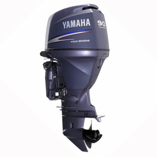 Yamaha Outboard 90hp (90 Hp) 2-Stroke & 4-Stroke Service Repair Manual 1996-2006 Download