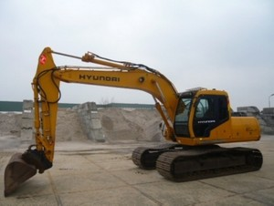 HYUNDAI R160LC-3 CRAWLER EXCAVATOR SERVICE REPAIR MANUAL