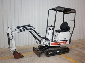 BOBCAT 316 EXCAVATOR SERVICE REPAIR MANUAL (S/N 522811001 & Above, S/N 522911001 & Above)