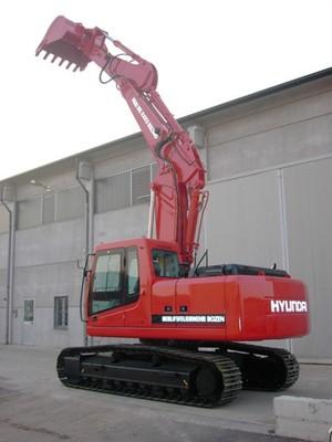 HYUNDAI R210NLC-7 CRAWLER EXCAVATOR SERVICE REPAIR MANUAL