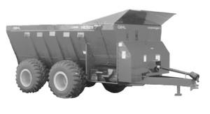 GEHL Scavenger II 329 Agricultural Spreader & HD329 Industrial Waste Spreader Parts Manual