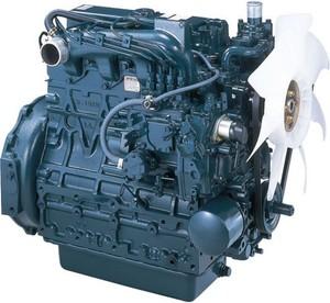 KUBOTA V2203 03-M-E3B SERIES, 03-M-DI-E3B SERIES, 03-M-E3BG SERIES DIESEL ENGINE SERVICE MANUAL