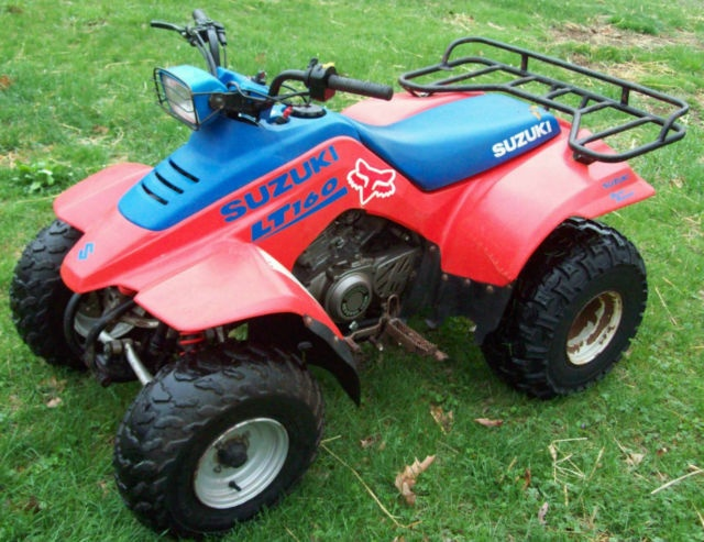 suzuki lt160e quadrunner 160 atv service repair manual rh sellfy com suzuki lt160 manual suzuki quadrunner 160 manual pdf