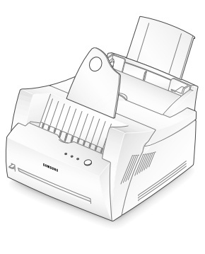 Samsung ML-5200A Laser Printer Service Repair Manual