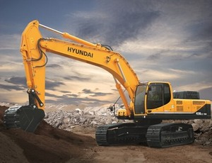 HYUNDAI R430LC-9 CRAWLER EXCAVATOR SERVICE REPAIR MANUAL